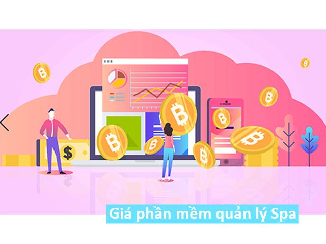 Giá phần mềm quản lý Spa