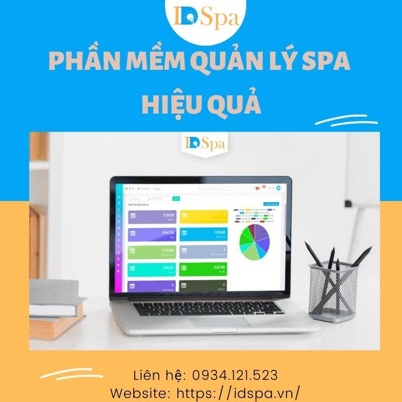 Phần mềm quản lý spa hiệu quả số 1 tại Việt Nam