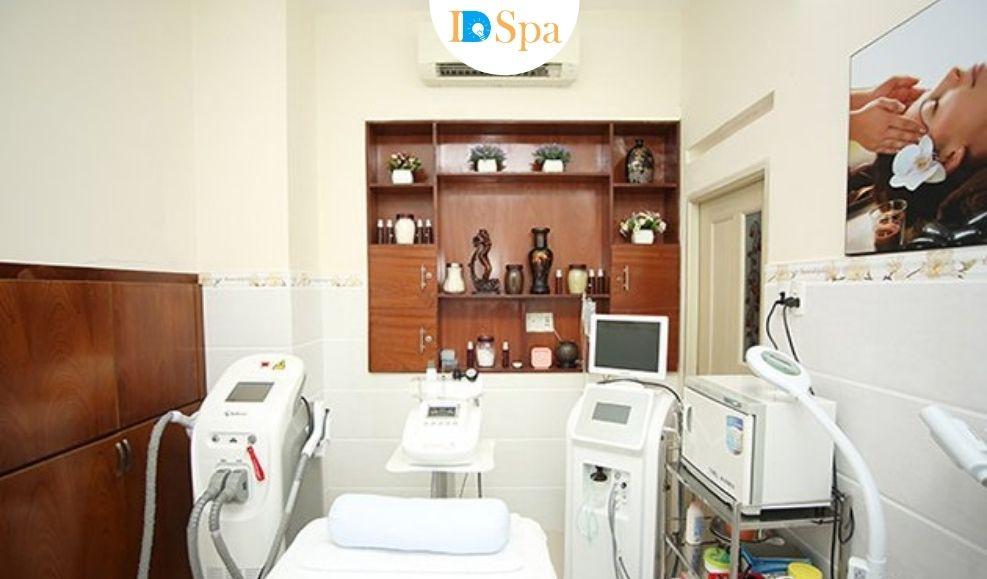 Lựa chọn thiết bị máy móc spa tốt mang đến trải nghiệm tuyệt với cho khách hàng