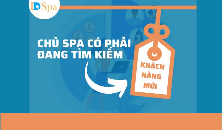 Tip tìm kiếm khách hàng spa mới và so sánh với khách hàng cũ